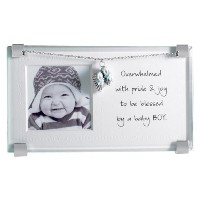 Mud Pie Picture Frame, Baby Boy by Mud Pie
