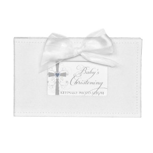 The Grandparent Gift Co. Growing in Faith Keepsake Photo Album, Baby Christening by The Grandparent...