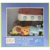 Cocalo Noah and Friends Musical Mobile by Cocalo