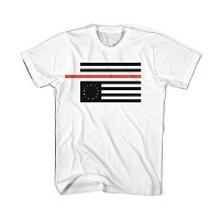 Black Scale Rebel Red Flag Tee/ブラックスケール・レベル・レッド・フラッグ・ティー・XL