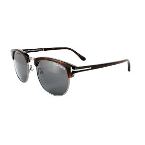トムフォード サングラス Sunglasses-Tom-Ford-Henry-FT-0248-51-20-145-52A-Dark-Havana-100-Authentic-new [並行輸入品]