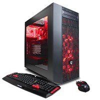 CYBERPOWERPC Gamer Xtreme VR GXiVR8020A Gaming Desktop - Intel i5-6402P Quad Core 2.8GHz, 8GB DDR4...
