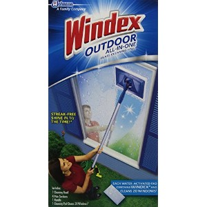 Johnson S C Inc70117Windex Outdoor All-In-One-WINDEX OUTDR ALL-IN-ONE (並行輸入品)