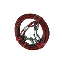 IIT 99914 Dog Tie-Out Cable - 20 Feet by IIT