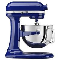 キッチンエイド(KitchenAid) Professional 600 Series Cobalt Blue Bowl Lift Stand Mixer, 6 Quart 並行輸入