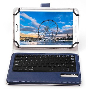 IVSO 9 ~ 10インチ タブレット Bluetooth キーボード 東芝 TOSHIBA dynabook Tab S60 S60/S 10.1型 タブレット など 9インチ ~ 10...