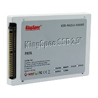 KingSpec 2.5インチ PATA(IDE 44pin) MLC 64GB Solid State Drive