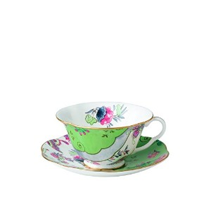 Wedgwood Harlequin Butterfly Bloom Posy Cup and Saucer Set by Wedgwood