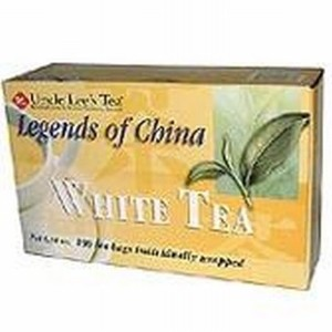 海外直送品Legends of China White Tea, 100bg by Uncle Lees Teas