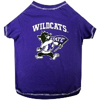 Kansas State Wildcats Pet Shirt XS