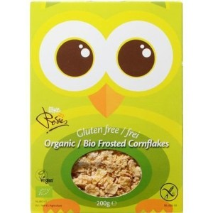 Little Rosies - Gluten Free Organic Frosted Cornflakes - 200g