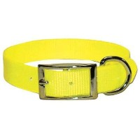 OmniPet 3/4 x 16-Inch Regular Sunglo Collars, Medium, Yellow by Nor Pac Pet Products [並行輸入品]