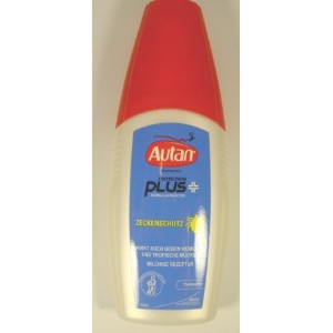 AUTAN Protection Plus Tick Repellent Pump Spray