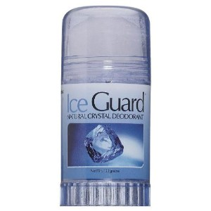 Ice Guard Natural Crystal Deodorant Twist Up 120g by Ice Guard