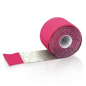 Kinseo - Physiotherapy Tape - 5.5 m x 5 cm Roll - Pink by Gatapex Medical Ltd.
