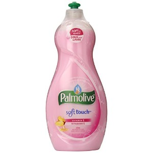 Palmolive Ultra Soft Touch with Vitamin E Dish Liquid, 25 Fl Oz by palmolive