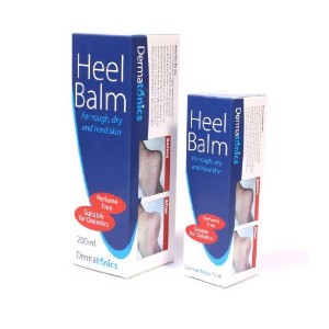 Dermatonics Heel Balm For Dry, Cracked Heels 75ml by Dermatonics