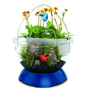 BioBubble Tunnel Kit Fish Bowl, Blue [並行輸入品]