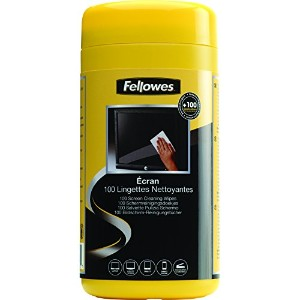 FELLOWES SCREEN CLEANING DRUM PACK 99703