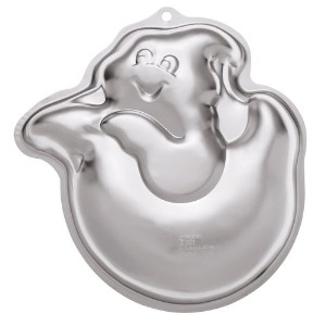 Wilton Spooky Ghostパン