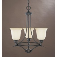 Designers Fountain 96983-ORB Montego 3 Light Chandelier by Designers Fountain