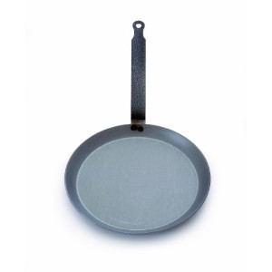 Mauviel Made In France M'steel Crepe Pan, 8.6-Inch by Mauviel