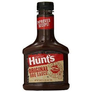 Hunt's Original BBQ Sauce 18oz (Pack of 6) by Hunt's Original BBQ Sauce [並行輸入品]
