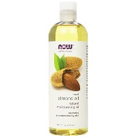 Now Foods Almond Oil 32oz by Now Foods