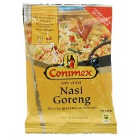 Conimex Nasi Goreng Groenten (zakje); spices and dried vegetables 6 Bags ea 39gr by Conimex [並行輸入品]