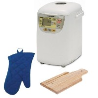 Zojirushi BB-HAC10 Home Bakery Mini Breadmaker Kit by Zojirushi