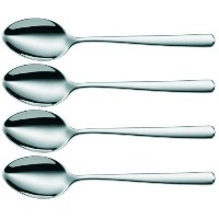 WMF Manaos / Bistro Table Spoon, Set of 4 by WMF