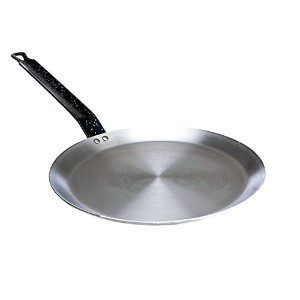 Paderno World Cuisineカーボンスチールクレープパン 5 1/2in A4172514