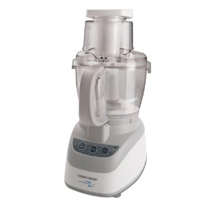 Black & Decker FP2500 PowerPro Wide-Mouth 10-Cup Food Processor, White by BLACK+DECKER