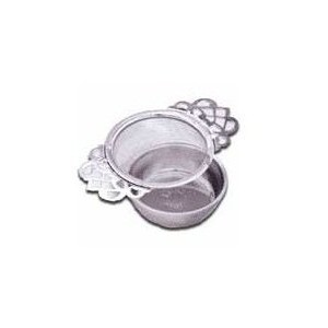 The Empress Tea Strainer by Online Stores, Inc.