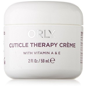 Orly Nail Treatments - Cuticle Therapy Creme - 2oz / 59ml