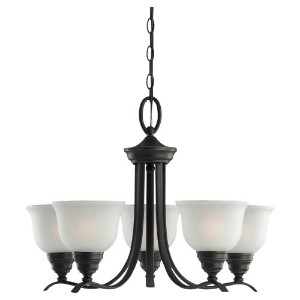 Sea Gull Lighting 31626-782 5 Light Wheaton Chandelier Light Fixture by Sea Gull Lighting