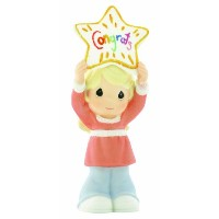 "Precious Moments ""Congrats"" Figurine by Precious Moments [並行輸入品]"