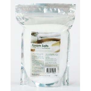 Epsom Salts 1.5 kg Resealable Pack by Epsom Salts