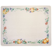 20 X 16 Corelle Abundance Glass Cutting Board by CORELLE