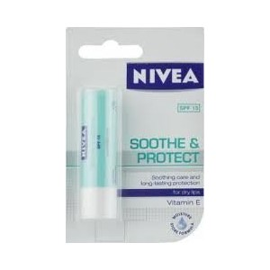 Nivea Lip Care Repair And Protection 4.8gm by Nivea
