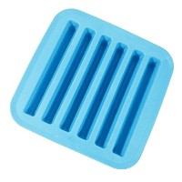 Ikea Ice Cube Tray Flexible Synthetic Rubber by Ikea