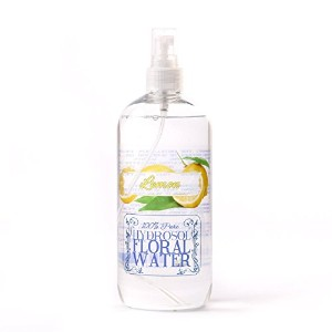 Lemon Hydrosol Floral Water With Spray Cap - 500ml