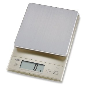Tanita KD321SV33 Kitchen Scales 3 kg with 0.1 g Fine Increments by Tanita