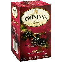 Twinings Christmas Blend Black Tea, 120 Count by Twinings
