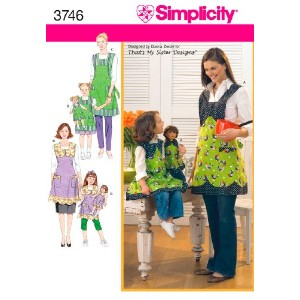 SIMPLICITY CHILDS, MISSES AND 18 INCH DO-ALL SIZES (並行輸入品)