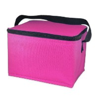 EasyLunchboxes Insulated Lunch Box Cooler Bag ランチバッグ ランチクーラー ピンク