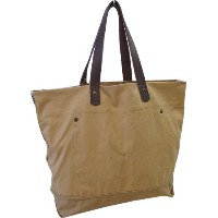 BRUSHUP STANDARD トートバッグ STONE CANVAS STONE TOTE L BR BUS006 [正規代理店品]