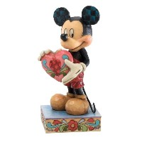 Disney Traditions A Gift of Love Mickey Mouse