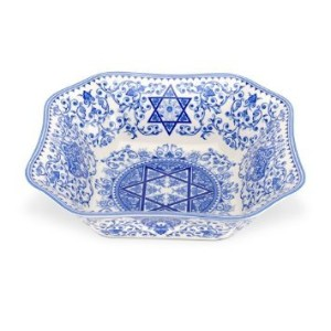 スポードJudaica Serving Dish