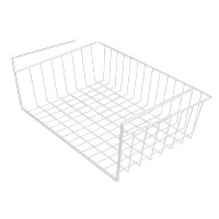 Pro-Mart DAZZ Rust Proof Undershelf Basket, Medium by PROMART